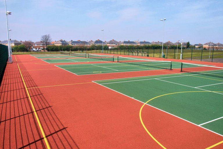 Netball/Tennis Court