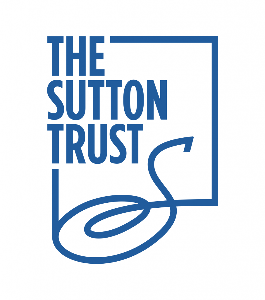 Sutton Trust : Brand Short Description Type Here.
