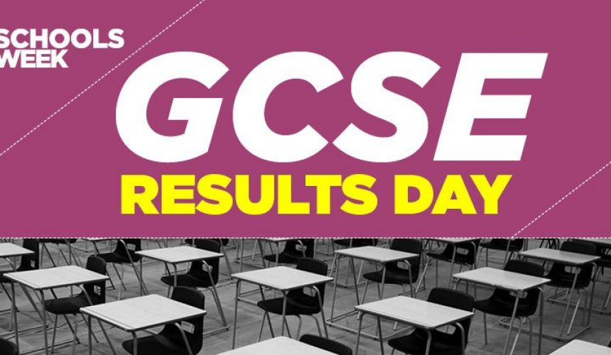 GCSE results image