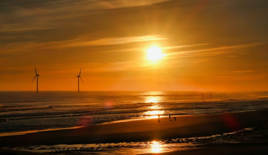 blyth sunset